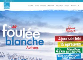 lafouleeblanche.com