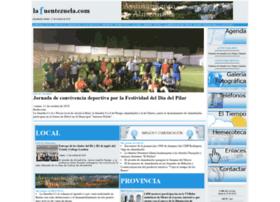 lafuentezuela.com