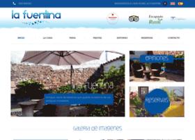 lafuentina.com