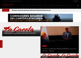 lagaceta.com.ec