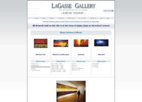 lagassegallery.com