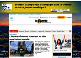 lagazettedescommunes.com