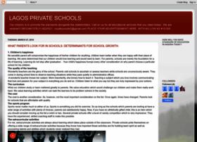 lagosprivateschools.blogspot.fr