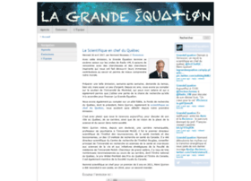 lagrandeequation.ca