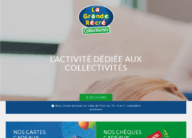 lagranderecre-collectivites.fr