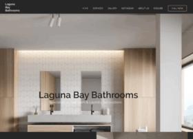 lagunabaybathrooms.com