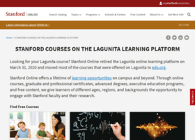 lagunita.stanford.edu