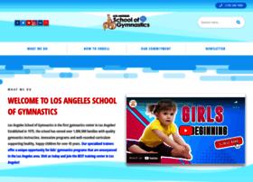 lagymnastics.com
