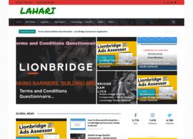 lahari.net