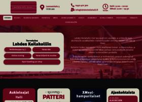lahdenkeilahalli.fi