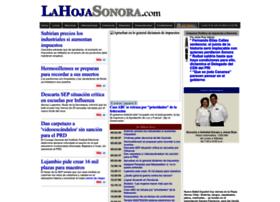 lahojasonora.com