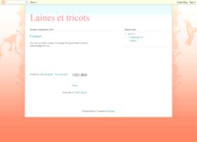 laines-et-tricots.blogspot.com