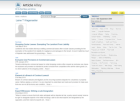 lainetwagenseller.articlealley.com