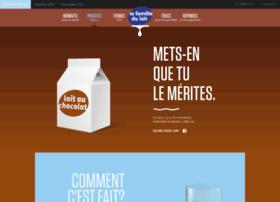 laitauchocolat.com