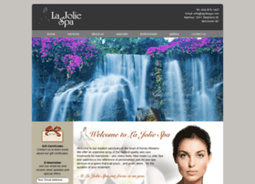 lajoliespa.com