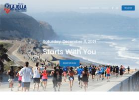 lajollahalfmarathon.com