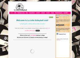 lajollavolleyball.com