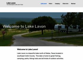 lake-lavon.com
