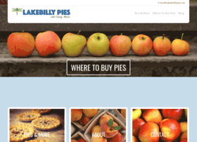 lakebillypies.com