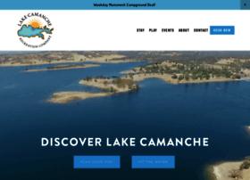 lakecamancheresort.com