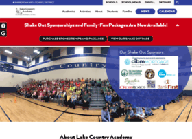 lakecountryacademy.com