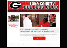 lakecountrybulldogclub.com