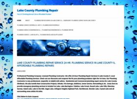 lakecountyplumbingrepair.wordpress.com