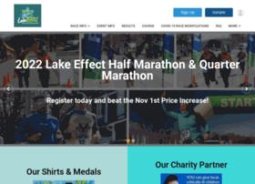 lakeeffecthalfmarathon.com