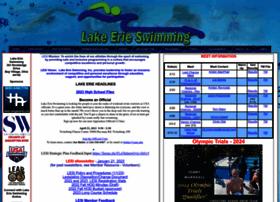 lakeerieswimming.com