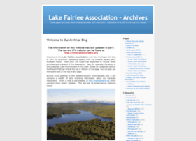 lakefairlee.org