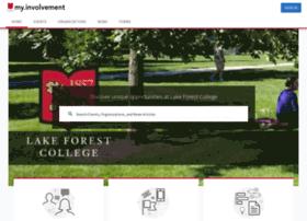 lakeforest.collegiatelink.net
