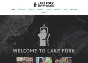 lakeforkbaptist.org