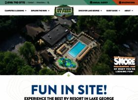 lakegeorgervpark.com