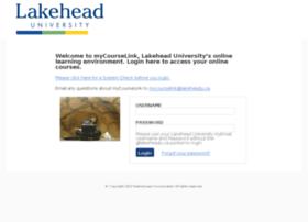 lakeheadu.desire2learn.com