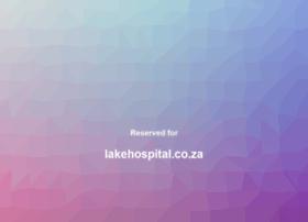 lakehospital.co.za