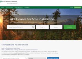 lakehousesofamerica.com