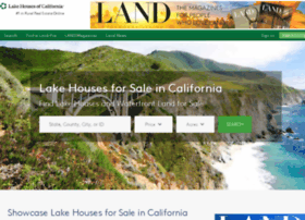 lakehousesofcalifornia.com