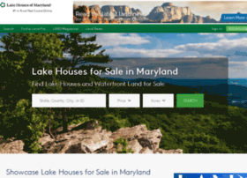 lakehousesofmaryland.com