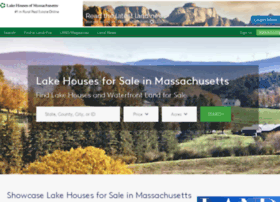 lakehousesofmassachusetts.com