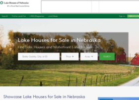 lakehousesofnebraska.com