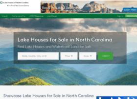 lakehousesofnorthcarolina.com