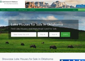 lakehousesofoklahoma.com