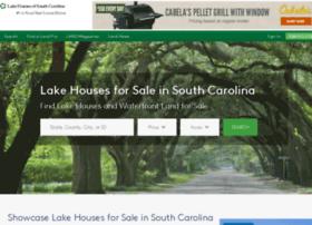 lakehousesofsouthcarolina.com