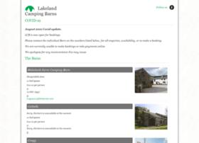 lakelandcampingbarns.co.uk