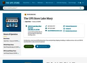 lakemary-fl-3540.theupsstorelocal.com