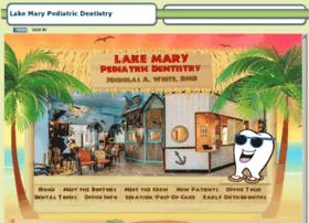 lakemarypediatricdentistry.mydentalvisit.com