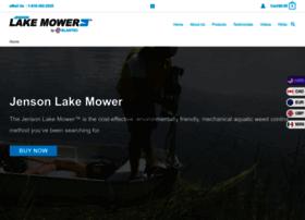 lakemower.com