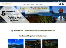 lakeokanaganrealty.com