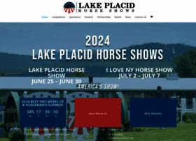 lakeplacidhorseshow.com