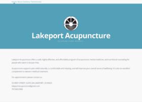 lakeportacupuncture.com